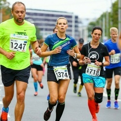 SEB Tallinna Maraton - Berit Rohtjärv (1374)