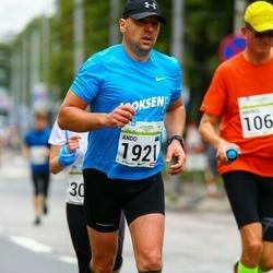 SEB Tallinna Maraton - Ando Mesi (1921)