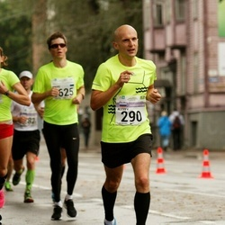 SEB Tallinna Maraton - Alexey Skorodumov (290), Andre Lomaka (1625), Eveli Kurg (1991)