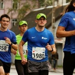 SEB Tallinna Maraton - Christopher Raastad (858), Mart Kajari (1775), Olavi Ottas (1980)