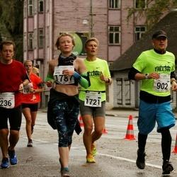 SEB Tallinna Maraton - Rafal Rojek (236), Toni Itkonen (902), Erik Jõgi (1721), Arta Seile (1787)