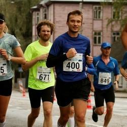 SEB Tallinna Maraton - Silver Nuga (400), Ralf-Martin Soe (671), Bret Schär (815), Aleksandr Zhukov (849)