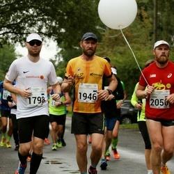 SEB Tallinna Maraton - Mait Kadarpik (1798), Alar Siemann (1946), Aare Huik (2050)