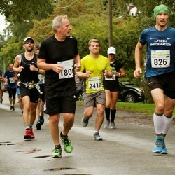 SEB Tallinna Maraton - Ago Sampka (1800)