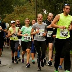 SEB Tallinna Maraton - Ranno Aas (1028), Tiina Mõniste (1316), Anastasiya Kirilenko (2369)
