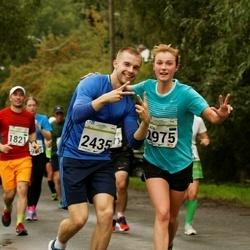 SEB Tallinna Maraton - Karl Koppel (2435), Vlada Fidinich (2975)