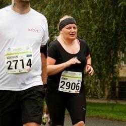 SEB Tallinna Maraton - Adriaan Hobo (2714), Mari Alarvo (2906)