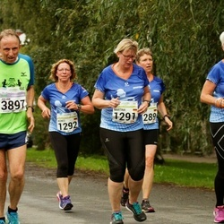 SEB Tallinna Maraton - Martina Meints (1291), Agnes Voges (1292)