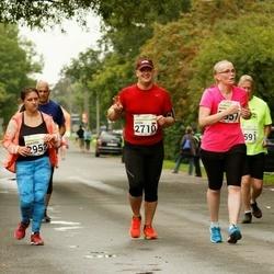 SEB Tallinna Maraton - Artem Selyutin (2710), Raija Frantsi (2889), Nadezhda Mikhailova (2952)