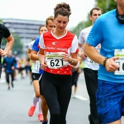 SEB Tallinna Maraton - Anna Pudkova (621)