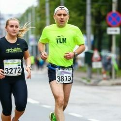 SEB Tallinna Maraton - Anni Adamson (3272)