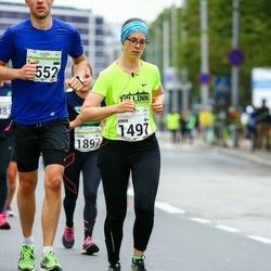 SEB Tallinna Maraton - Anna Tuomisto (1497)