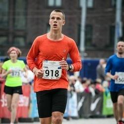SEB Tallinna Maraton - Carl Ülejõe (918)
