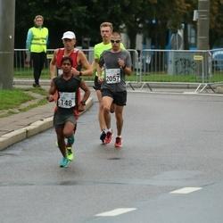 SEB Tallinna Maraton - Marko Valter (148), Anastasia Jevdokimova (2057)
