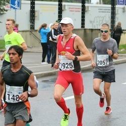 SEB Tallinna Maraton - Marko Valter (148), Ainar Pent (1925), Anastasia Jevdokimova (2057)