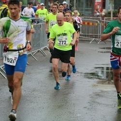 SEB Tallinna Maraton - Chris Derrick (217), Per-Erik Klarenfjord (772), Dmitrii Kolesnik (1620)