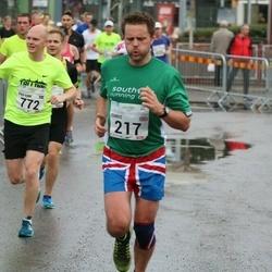 SEB Tallinna Maraton - Chris Derrick (217), Per-Erik Klarenfjord (772)