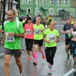SEB Tallinna Maraton - Siiri Kaaver (398), Sirpa Ropponen (867), Arta Seile (1787)