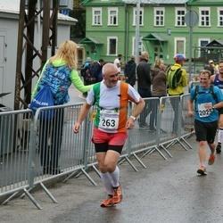 SEB Tallinna Maraton - Brian Pope (263), Jay Russell (2025)