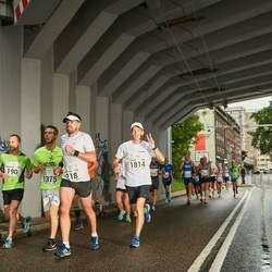 SEB Tallinna Maraton - Christian Gunnarsson (190), Christian Brandt (218), Ivar Sikk (1814)
