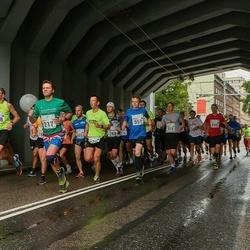 SEB Tallinna Maraton - Chris Derrick (217), Marden Nõmm (551)