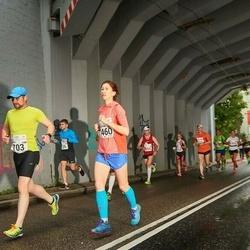 SEB Tallinna Maraton - Andre Tammik (460), Dmitry Grigorev (703)