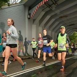 SEB Tallinna Maraton - Alvin Lau (493), Andres Haavik (2020)