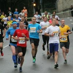 SEB Tallinna Maratoni Sügisjooks 10 km - Janno Merilo (134), David Edwards (242), Rauno Pärg (431), Ossi Kokkonen (1137), Andi Nõmmela (1154)