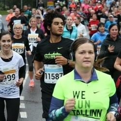 SEB Tallinna Maratoni Sügisjooks 10 km - Abrahem Bassam Fagih (11587)