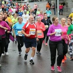 SEB Tallinna Maratoni Sügisjooks 10 km - Ardo Niinre (2108), Anni Engelbrecht (3100)