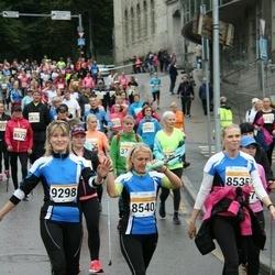SEB Tallinna Maratoni Sügisjooks 10 km - Julianne Männi (8540), Annika Maasing (9298)