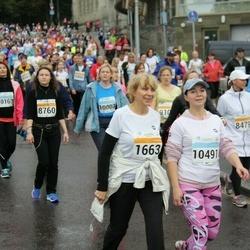 SEB Tallinna Maratoni Sügisjooks 10 km - Anastassia Kornõšenkova (1663), Maria Fistunenko (10491)