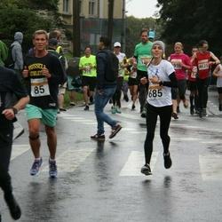 SEB Tallinna Maratoni Sügisjooks 10 km - Anastasia Sakova (685)