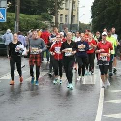 SEB Tallinna Maratoni Sügisjooks 10 km - Brandy Fagan (885), Silvi Sommer (3831)
