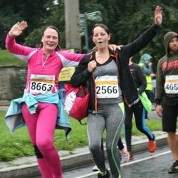 SEB Tallinna Maratoni Sügisjooks 10 km - Annemari Aasoja (2566), Liina Solotarjeva (8663)