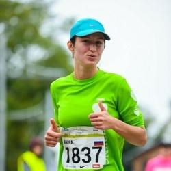 SEB Tallinna Maraton - Anna Trubetskaia (1837)