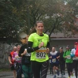 SEB Tallinna Maratoni Sügisjooks 10 km - Anna Frank-Viron (802)