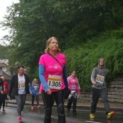 SEB Tallinna Maratoni Sügisjooks 10 km - Anna Markova (1305)
