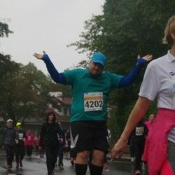 SEB Tallinna Maratoni Sügisjooks 10 km - Agris Skulte (4202)