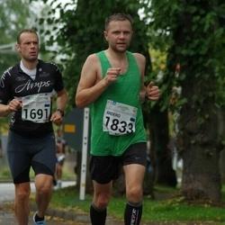 SEB Tallinna Maraton - Andero Sopp (1833)