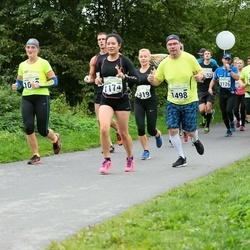 SEB Tallinna Maraton - Ando Põlluäär (1174), Jesse Sjelvgren (1498)