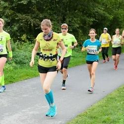 SEB Tallinna Maraton - Anastassia Duditš (3093), Alina Semka (3890)