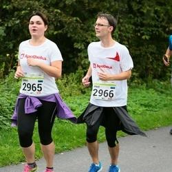 SEB Tallinna Maraton - Anna Remmelgas (2965), Priit Remmelgas (2966)