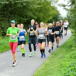 SEB Tallinna Maraton - Anna Trubetskaia (1837), Minni Andla (1909), Krista Koval (2914), Kristjan Vomm (2930)