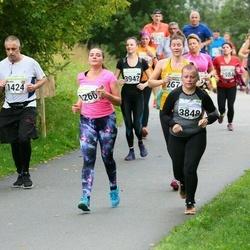 SEB Tallinna Maraton - Alla Homjakova (1260), Ervins Kotello (1424), Kristina Aimla (3848)