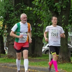 SEB Tallinna Maraton - Brian Pope (263), Topi Pekkanen (1203)