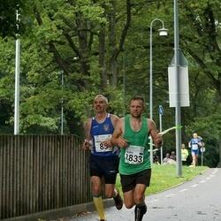 SEB Tallinna Maraton - Andrii Blanutsa (85), Andero Sopp (1833)