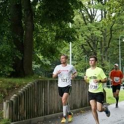 SEB Tallinna Maraton - Tuukka Tuuli (123), Bobby Humphrey (1738)