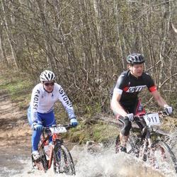 13. Mulgi Rattamaraton - Andres Soojärv (209), Ander Tenno (911)