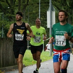 SEB Tallinna Maraton - Janne Niemi (124), Chris Derrick (217), Joeri Daerden (866)
